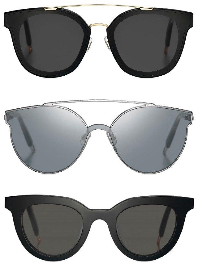 Солнцезащитные очки Tilda Swinton x Gentle Monster