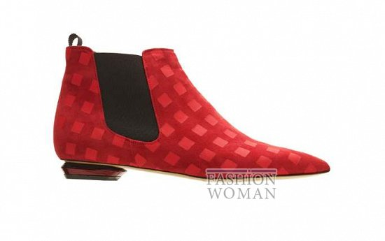 обувь Nicholas Kirkwood