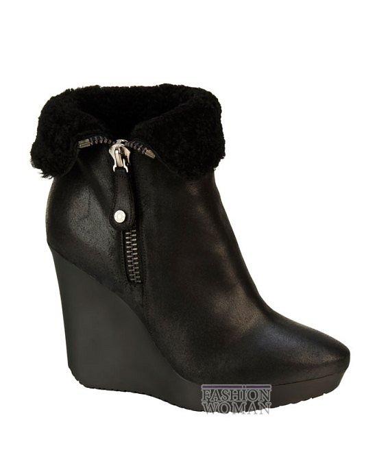 зимняя обувь 2013