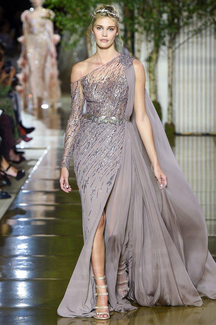 Топ-25 лучших вечерних платьев из коллекций Haute Couture осень 2017 фото №16