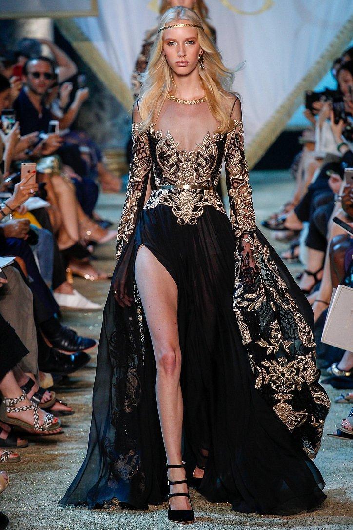 Топ-25 лучших вечерних платьев из коллекций Haute Couture осень 2017 фото №21