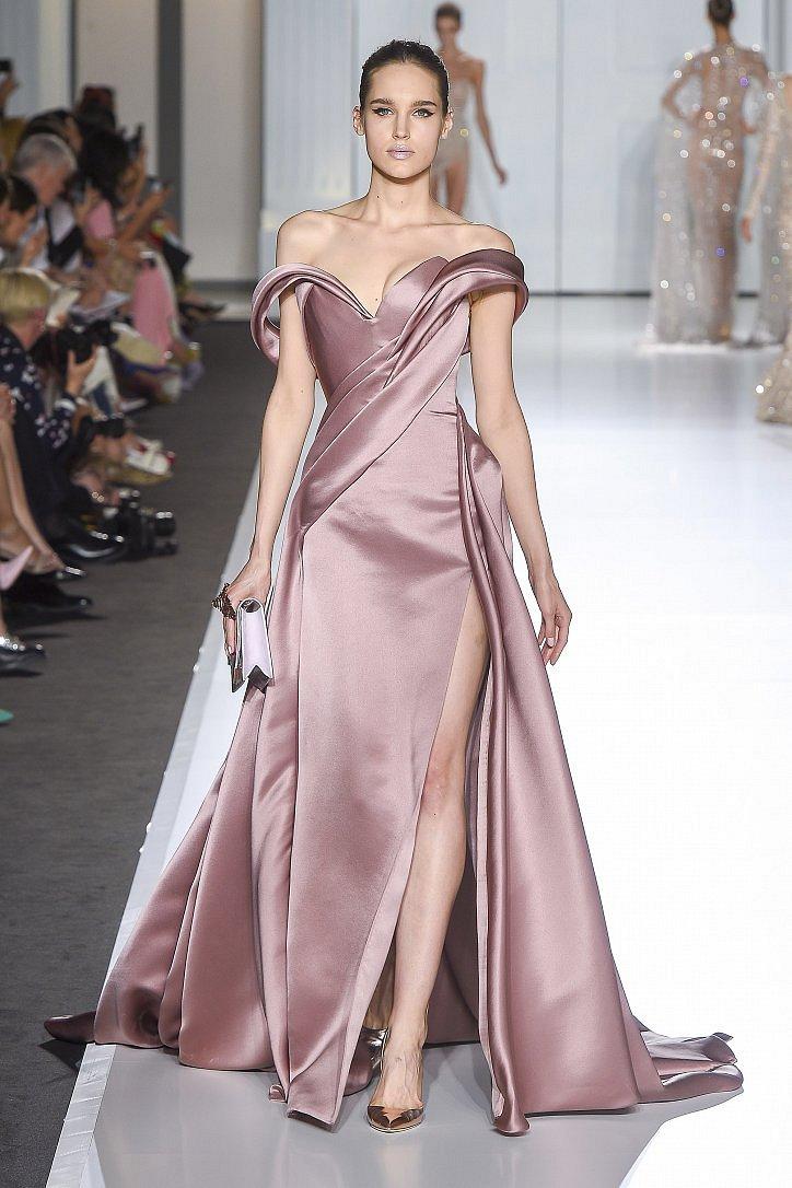 Топ-25 лучших вечерних платьев из коллекций Haute Couture осень 2017 фото №10