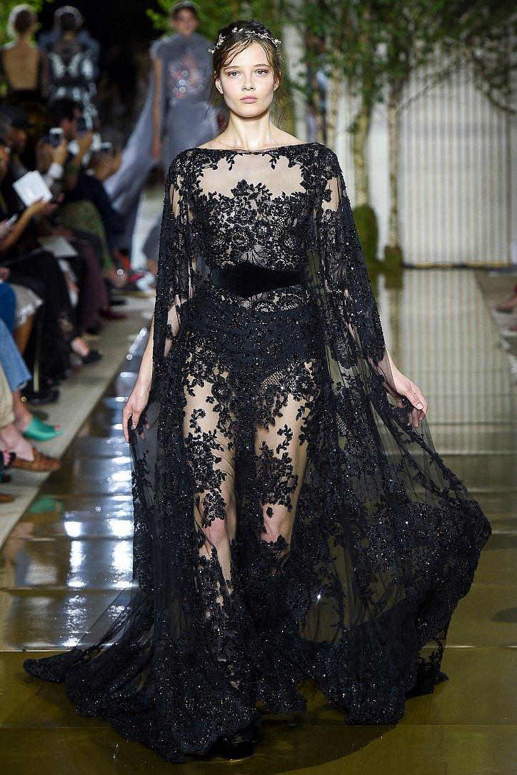 Топ-25 лучших вечерних платьев из коллекций Haute Couture осень 2017 фото №25