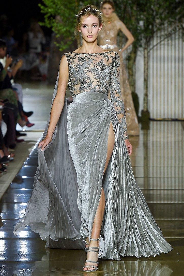 Топ-25 лучших вечерних платьев из коллекций Haute Couture осень 2017 фото №11