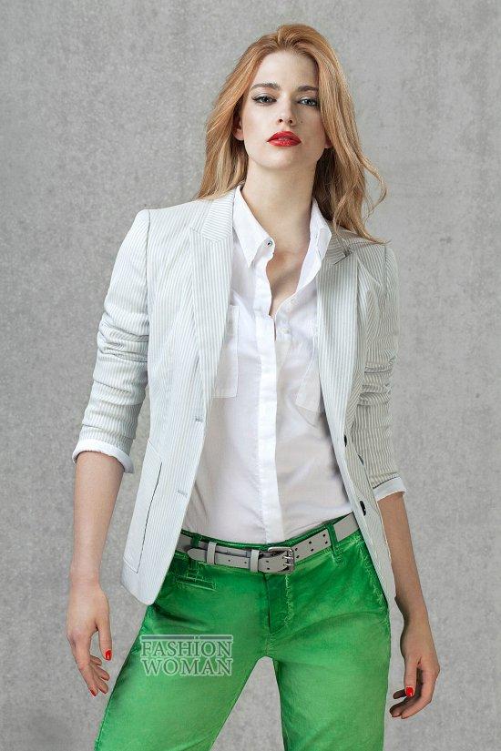 Тренд сезона - белая рубашка фото №17