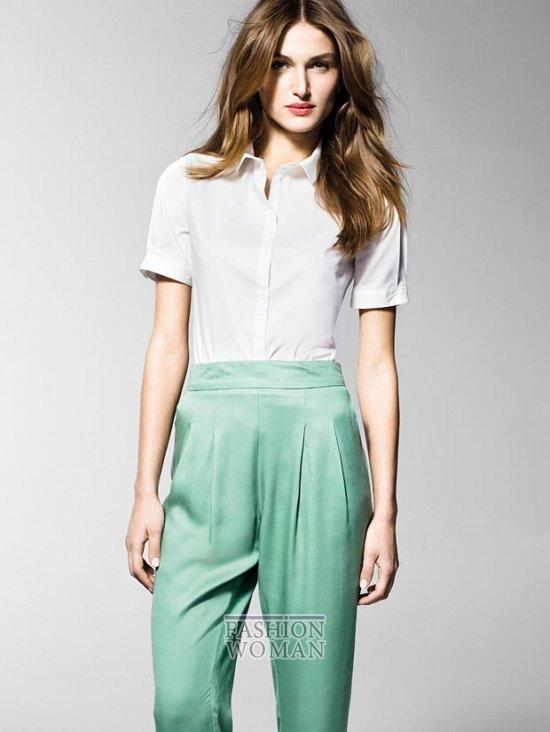Тренд сезона - белая рубашка фото №18
