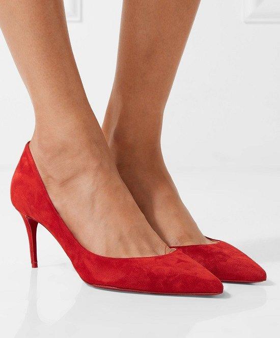Туфли на низком каблуке - модный тренд сезона фото №1