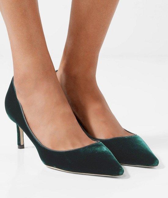 Туфли на низком каблуке - модный тренд сезона фото №8