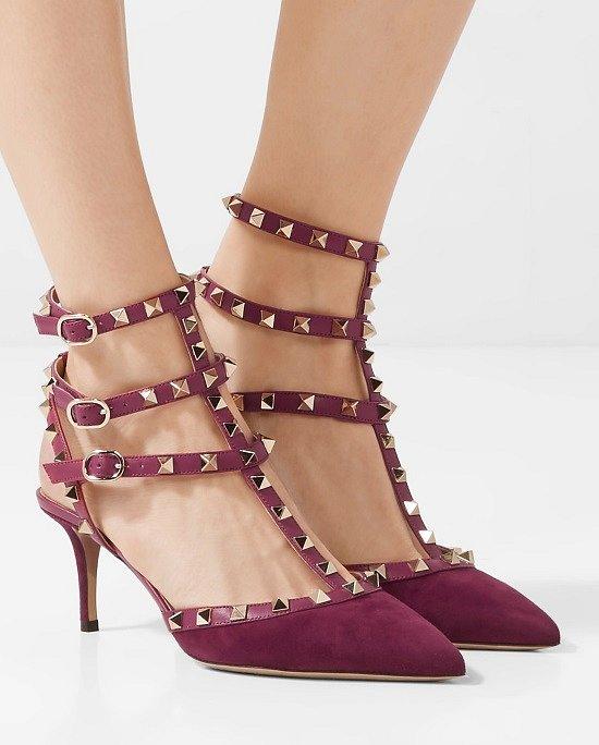 Туфли на низком каблуке - модный тренд сезона фото №4