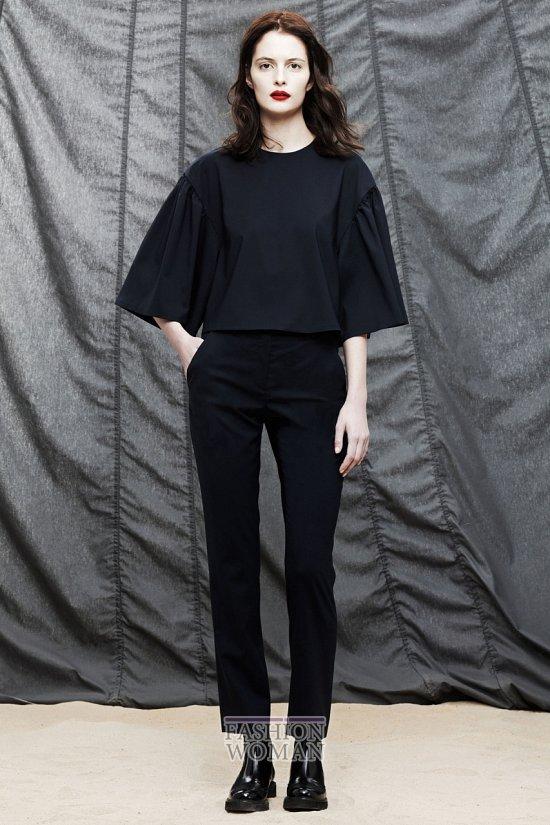 Укороченные брюки - модный тренд сезона фото №3