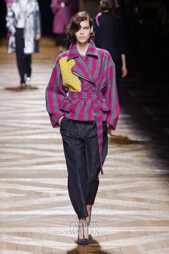 Укороченные брюки - модный тренд сезона фото №10