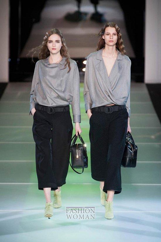 Укороченные брюки - модный тренд сезона фото №9