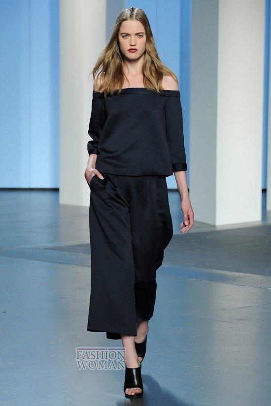 Укороченные брюки - модный тренд сезона фото №8