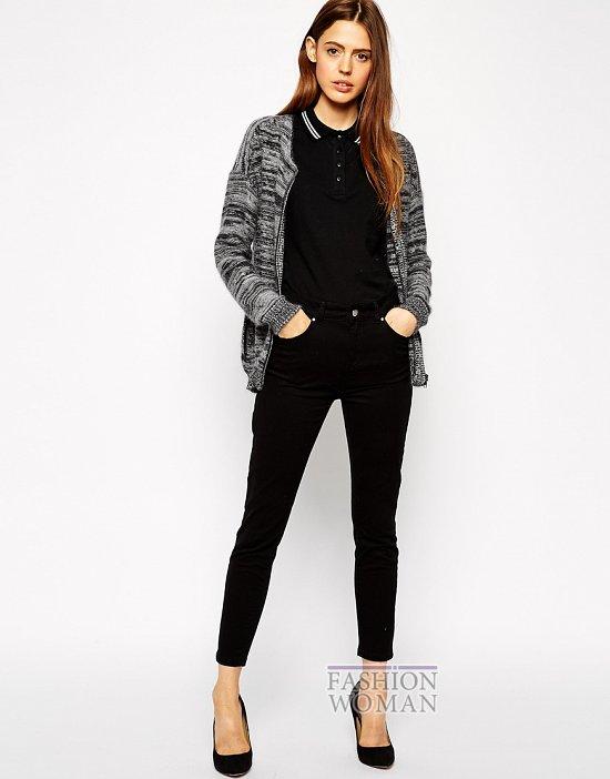 Укороченные брюки - модный тренд сезона фото №17