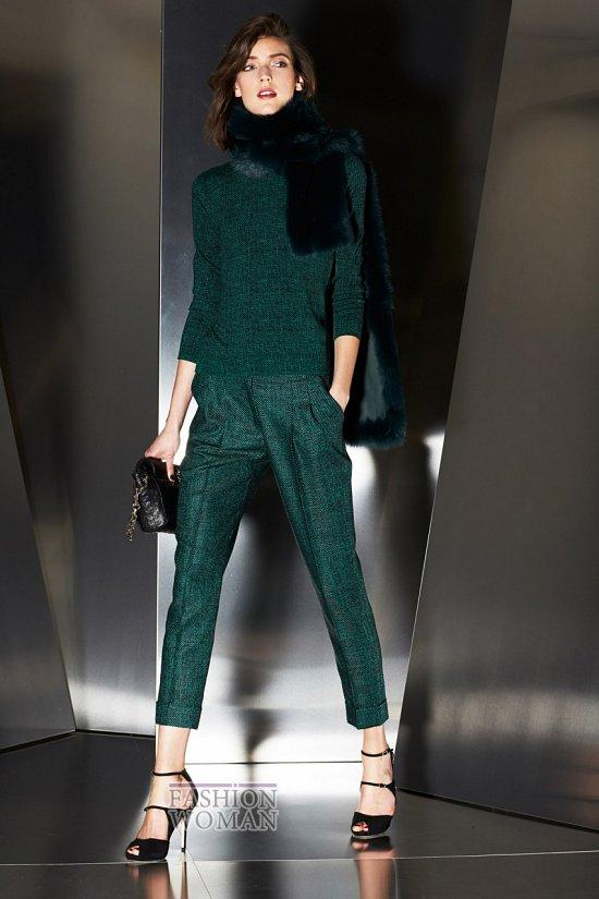 Укороченные брюки - модный тренд сезона фото №18
