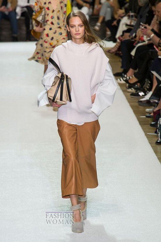 Укороченные брюки - модный тренд сезона фото №20