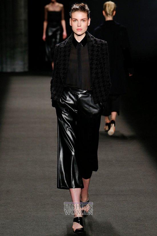 Укороченные брюки - модный тренд сезона фото №21