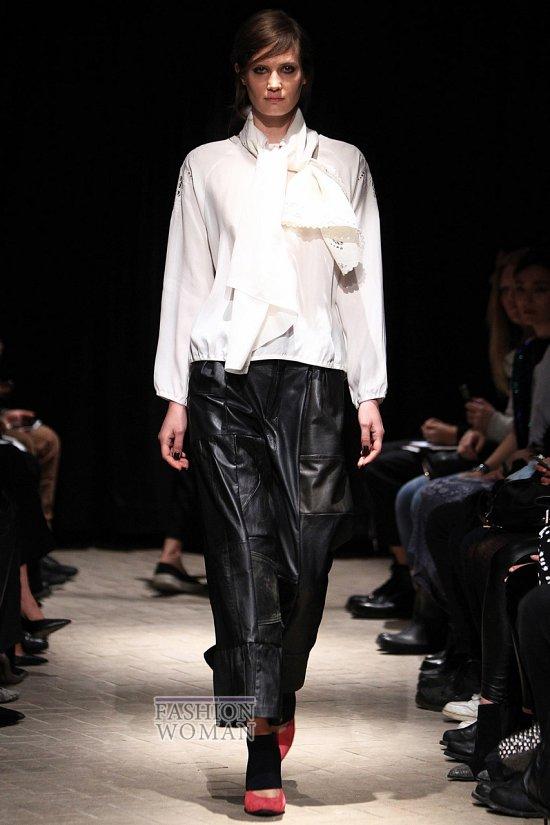 Укороченные брюки - модный тренд сезона фото №22