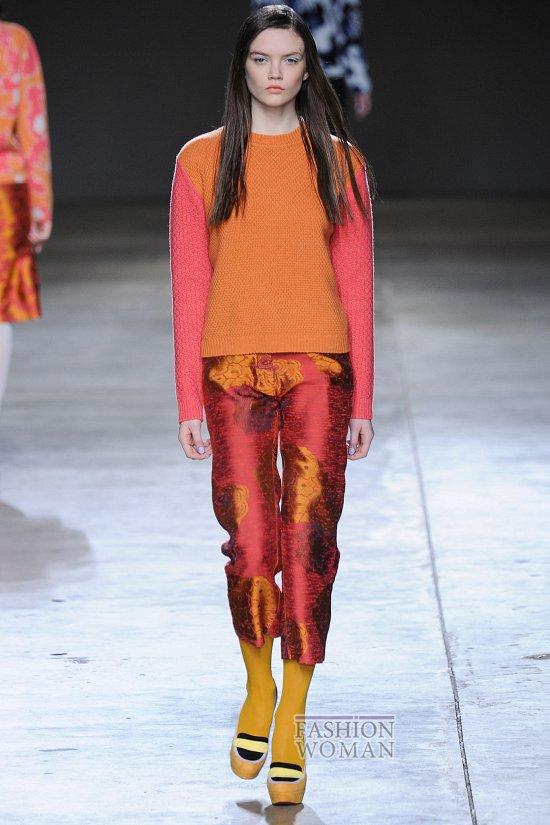 Укороченные брюки - модный тренд сезона фото №30
