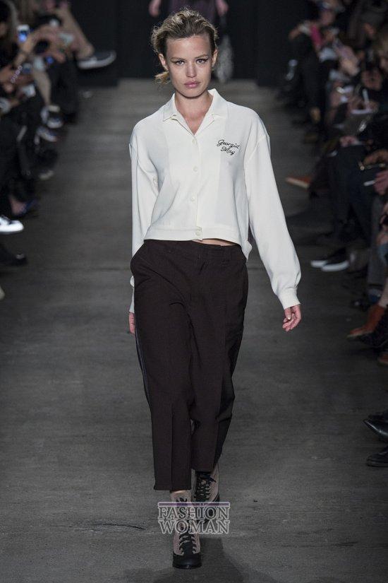 Укороченные брюки - модный тренд сезона фото №29