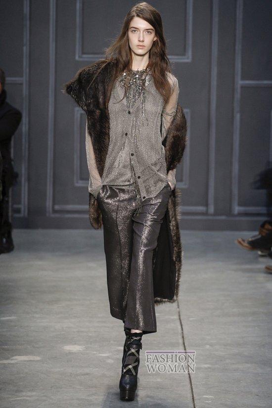 Укороченные брюки - модный тренд сезона фото №31