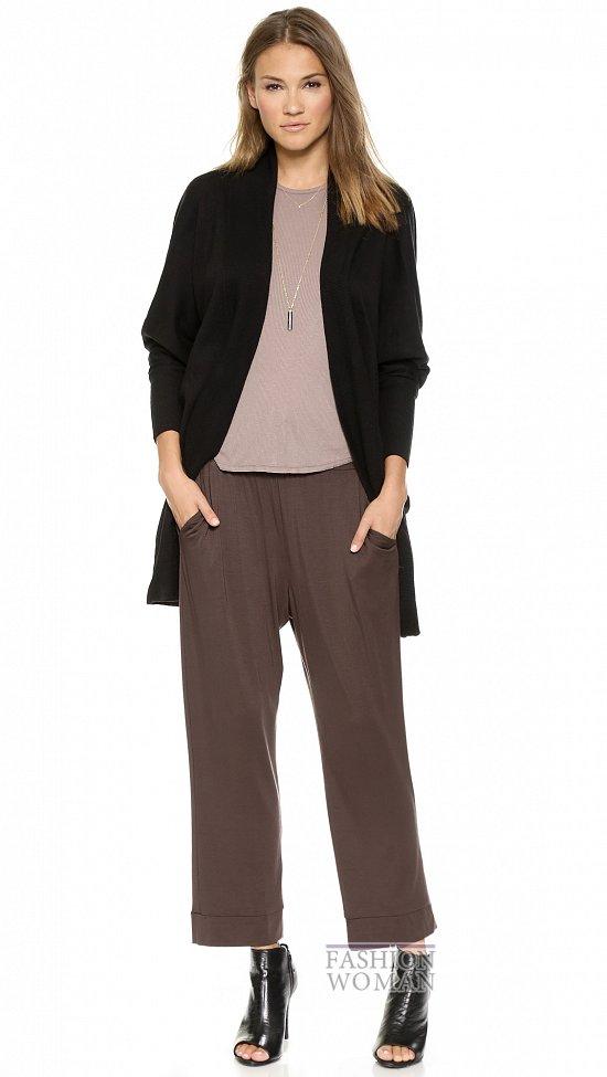 Укороченные брюки - модный тренд сезона фото №37