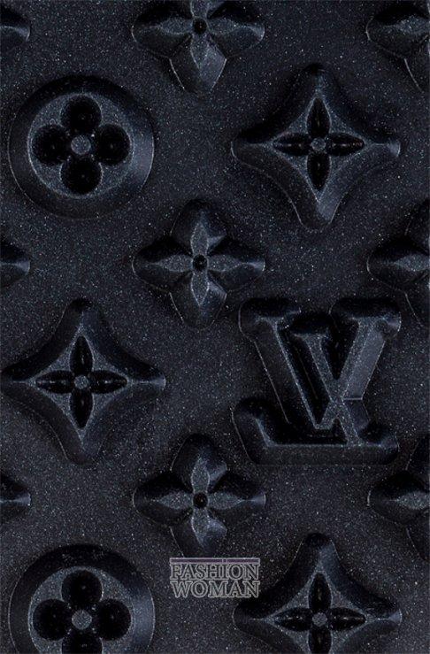 Вафельница с монограммами Louis Vuitton фото №2