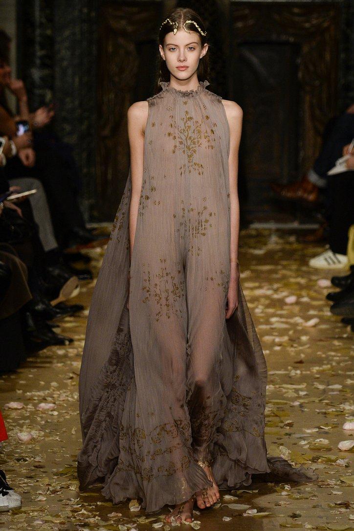 Valentino Haute Couture весна 2016