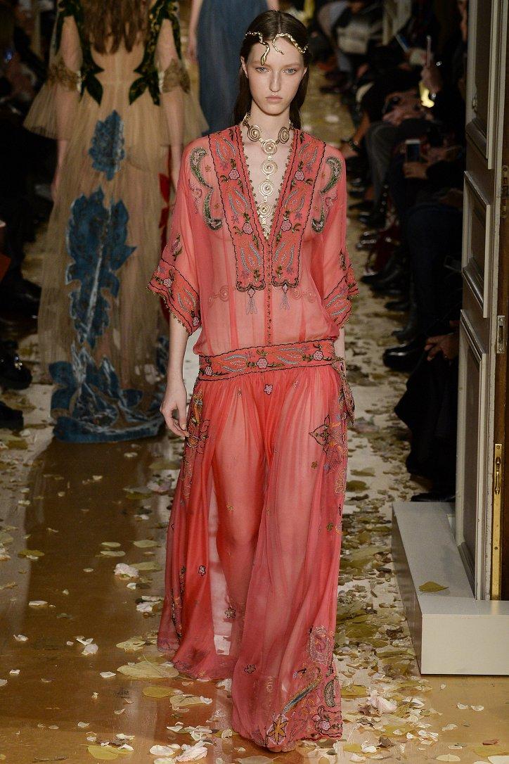 Valentino Haute Couture весна 2016 фото №14