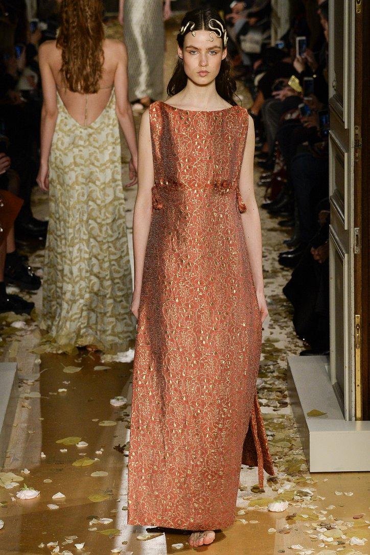 Valentino Haute Couture весна 2016 фото №19