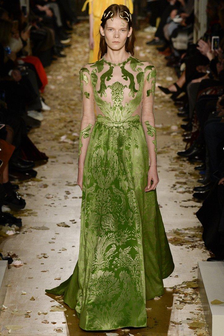 Valentino Haute Couture весна 2016 фото №57
