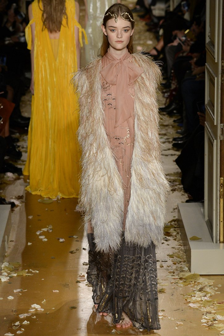Valentino Haute Couture весна 2016 фото №59
