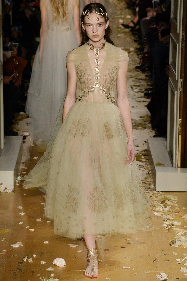 Valentino Haute Couture весна 2016 фото №65