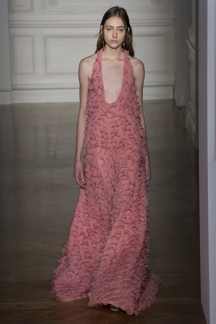 Valentino Haute Couture весна 2017 фото №36