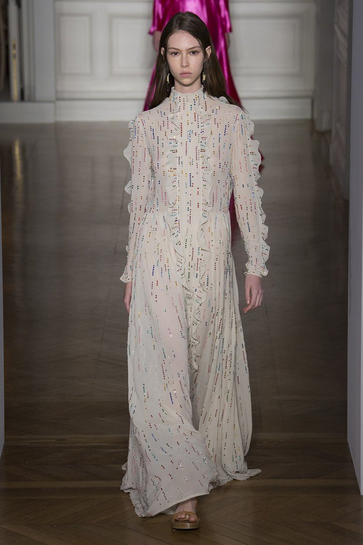 Valentino Haute Couture весна 2017 фото №53