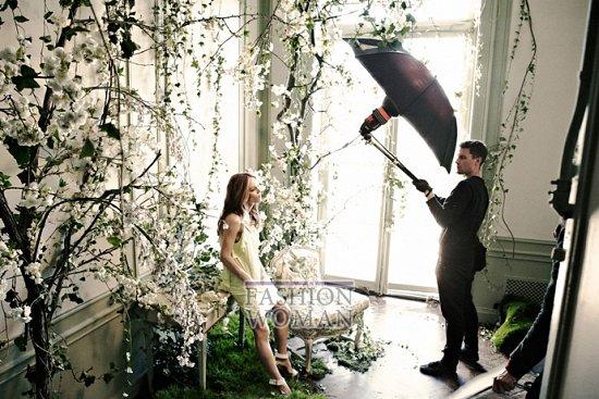 Ванесса Паради в рекламной кампании H фото №2