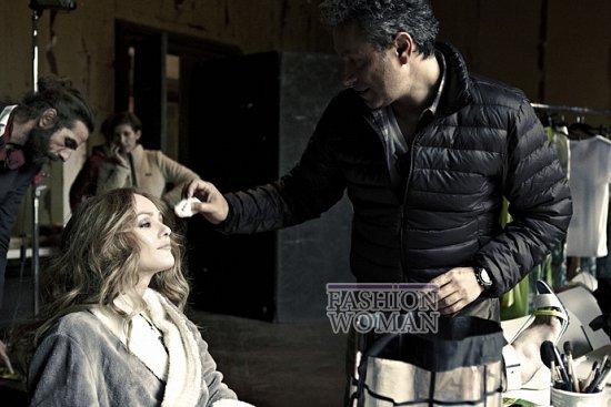 Ванесса Паради в рекламной кампании H фото №3