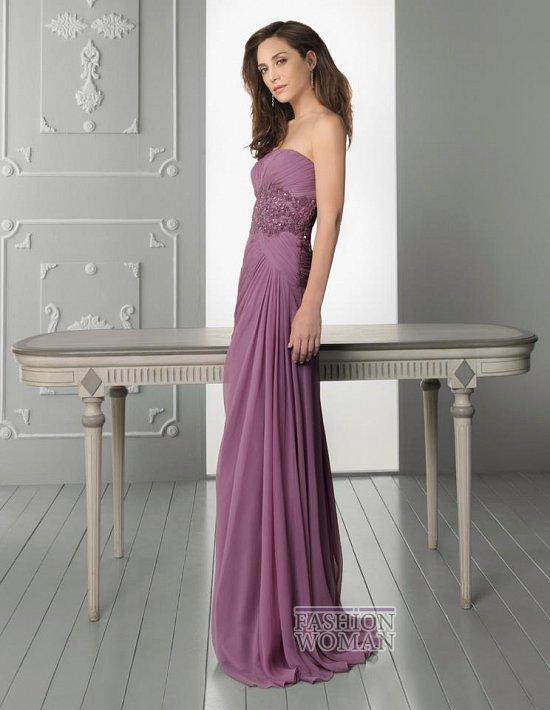 фото вечерних платьев