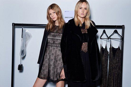 Вечерние наряды Zara Evening осень-зима 2015-2016 фото №6