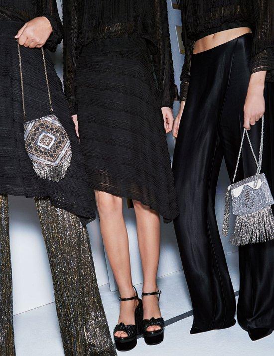 Вечерние наряды Zara Evening осень-зима 2015-2016 фото №10