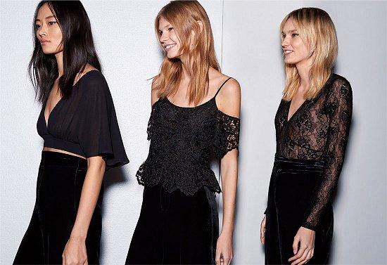 Вечерние наряды Zara Evening осень-зима 2015-2016 фото №15