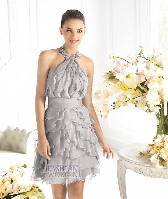 Вечерние платья 2013 от La Sposa фото №10