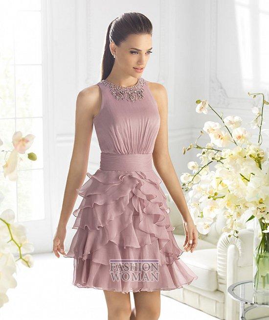 Вечерние платья 2013 от La Sposa фото №11