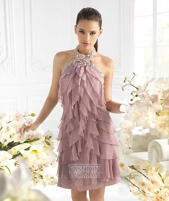 Вечерние платья 2013 от La Sposa фото №12