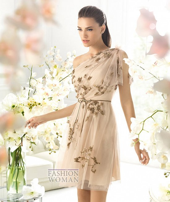 Вечерние платья 2013 от La Sposa фото №20