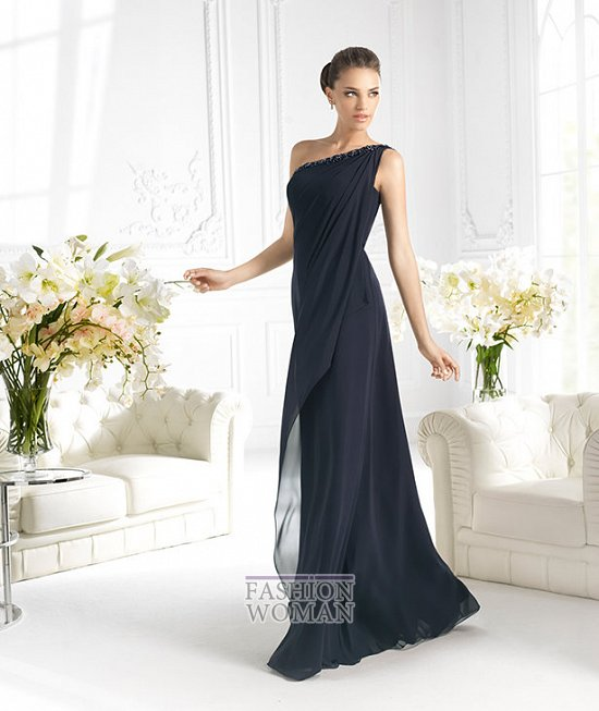 Вечерние платья 2013 от La Sposa фото №30
