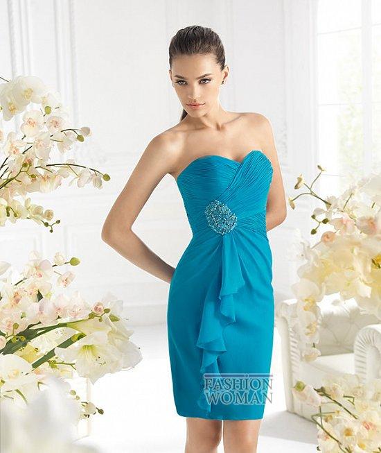 Вечерние платья 2013 от La Sposa фото №6