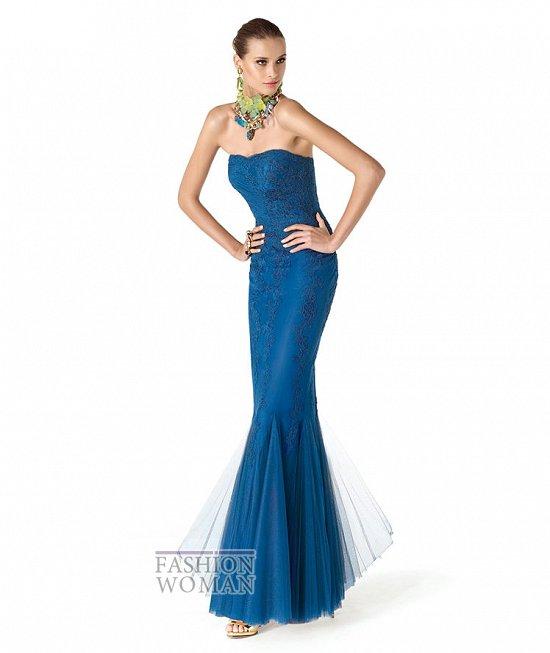 Вечерние платья Pronovias 2014