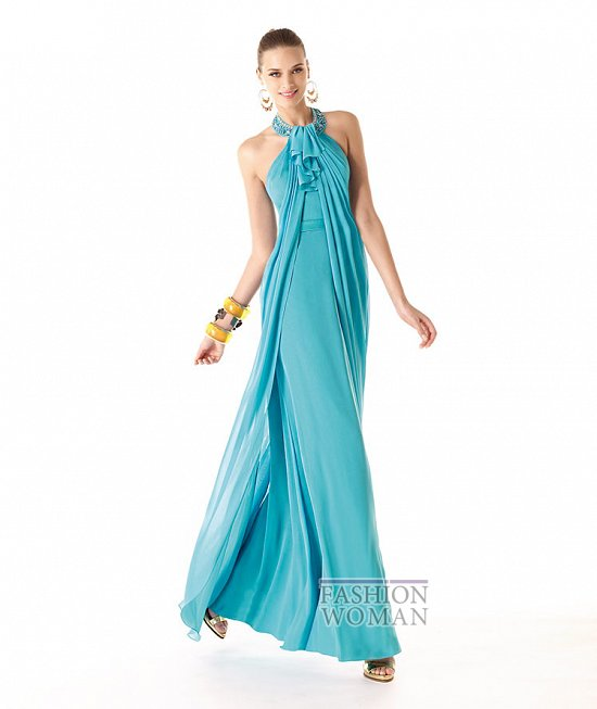 Вечерние платья 2014 от Pronovias фото №3