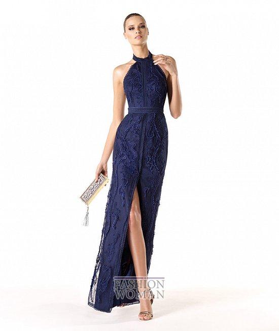 Вечерние платья 2014 от Pronovias фото №22